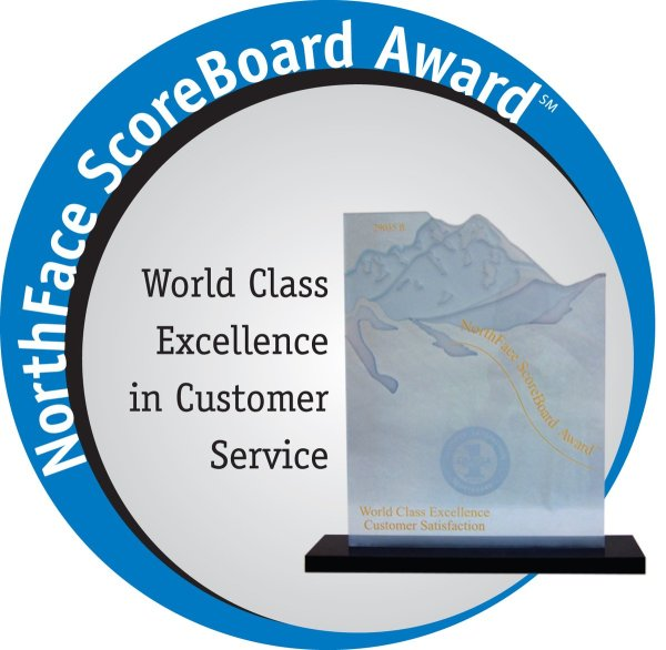 Krons Customer Service Award
